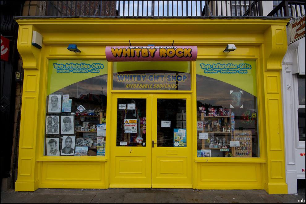 Whitby Rock