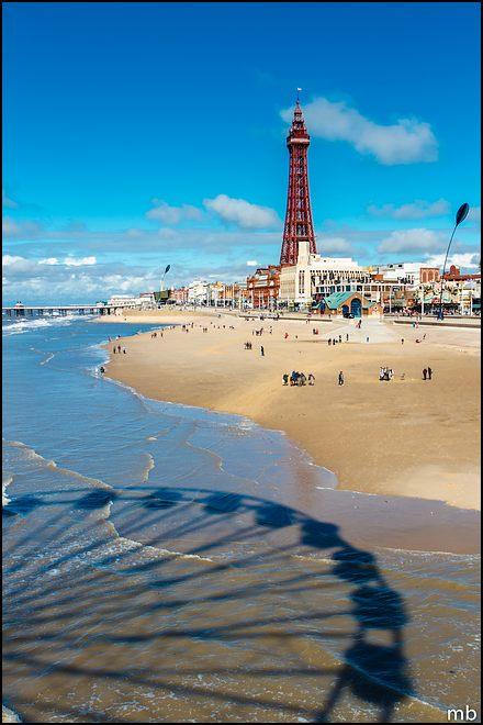 Sunny Blackpool