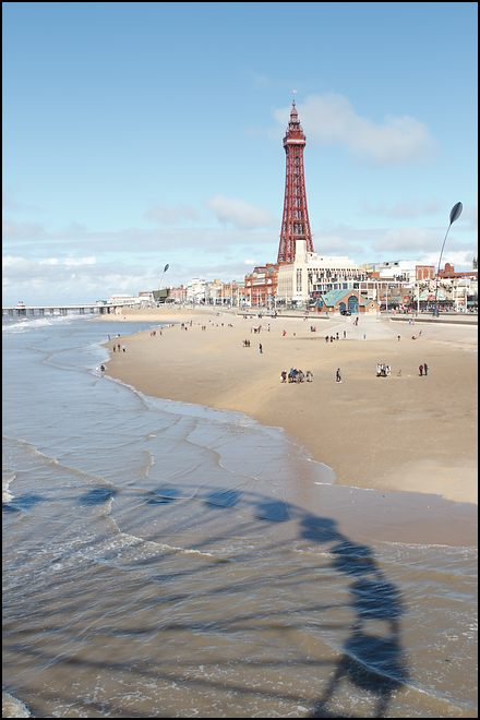 Sunny Blackpool - Original